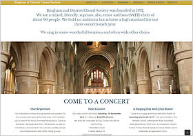 Bingham and District Choral Society