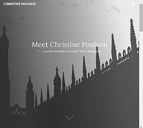 Christine Poulson website