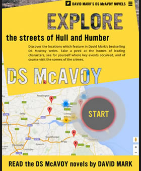 David Mark's DS McAvoy novels set in Hull