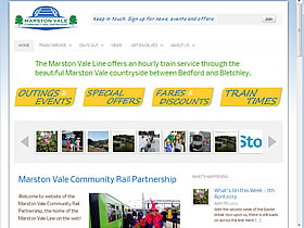 Marston Vale Community Rail Partnership